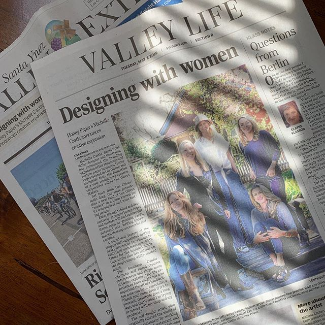 Mothers, Daughters, Wives, Friends, Artists, Business Owners... Designing Women - have joined together to form the Los Olivos Makers.  Come celebrate at our inaugural event:  Meet the Makers on Saturday, May 25, 11-4.  We'll each be demo-ing our individual arts in our retail stores! I'll be making jewelry at my bench - stop by.  Happy Mothers Day!!! . . . Thanks @landrecompany @santaynezvalleynews for this great article. . #losolivosmakers #losolivosca #makers #designingwomen #dianedorseydesigns #randdlosolivos #handcrafted #handmade #finejewelry #mothersday