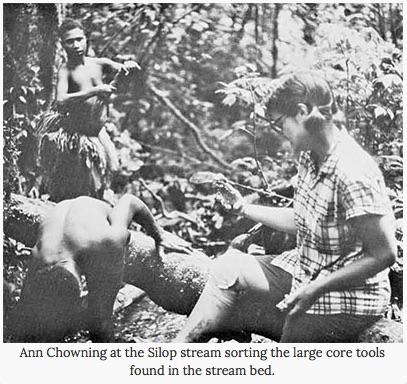 "Goodale, Jane C. 1966. ""Imlohe and The Mysteries of The Passismanua, Southwest New Britain""  Expedition Magazine  8 (3), 26. Accessed 05 Mar 2016 from http://www.penn.museum/sites/expedition/?p=1571"