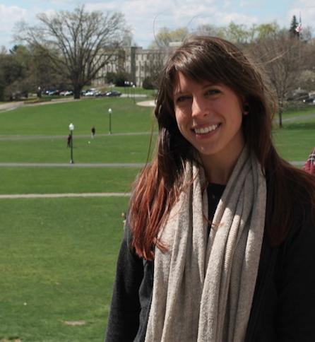 MA researcher Melissa Marques.