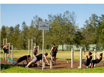Titan Outdoor Gym, Sir Roden Culter Park