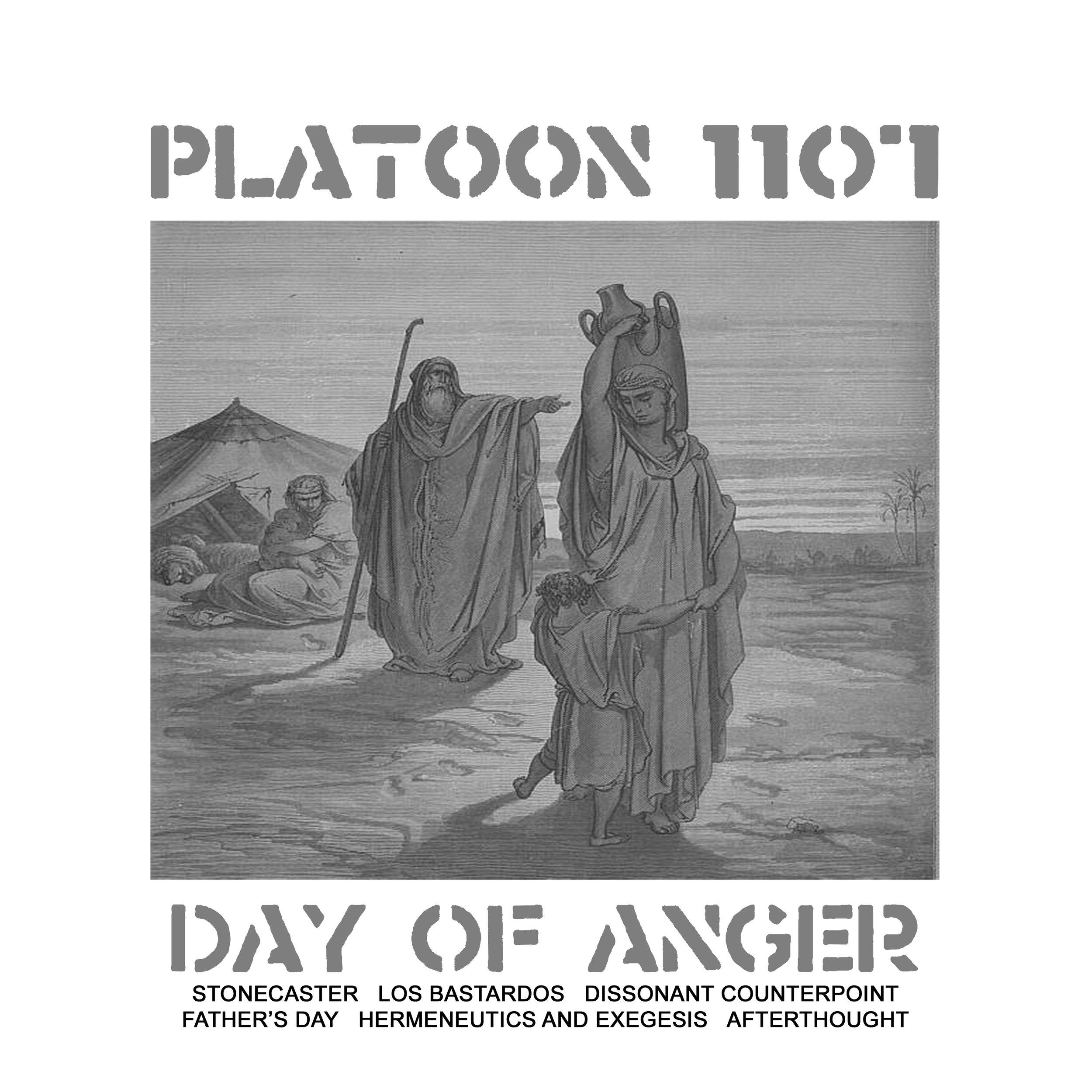 PLATOON 1107 - Day of Anger, Part 2 cover art.jpg