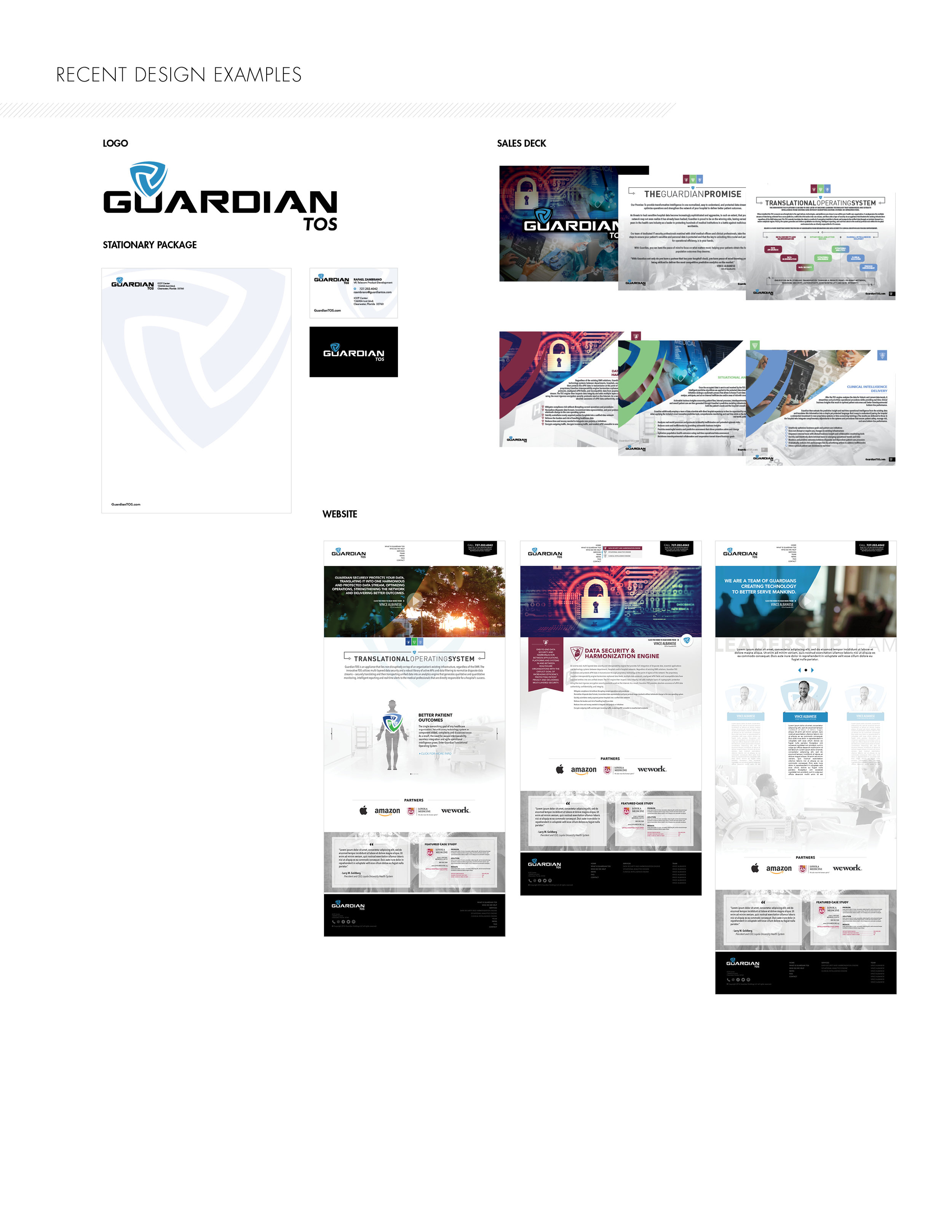 Guardian TOS Designs