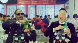 """Hangover"" music video by PSY feat. Snoop Dogg"