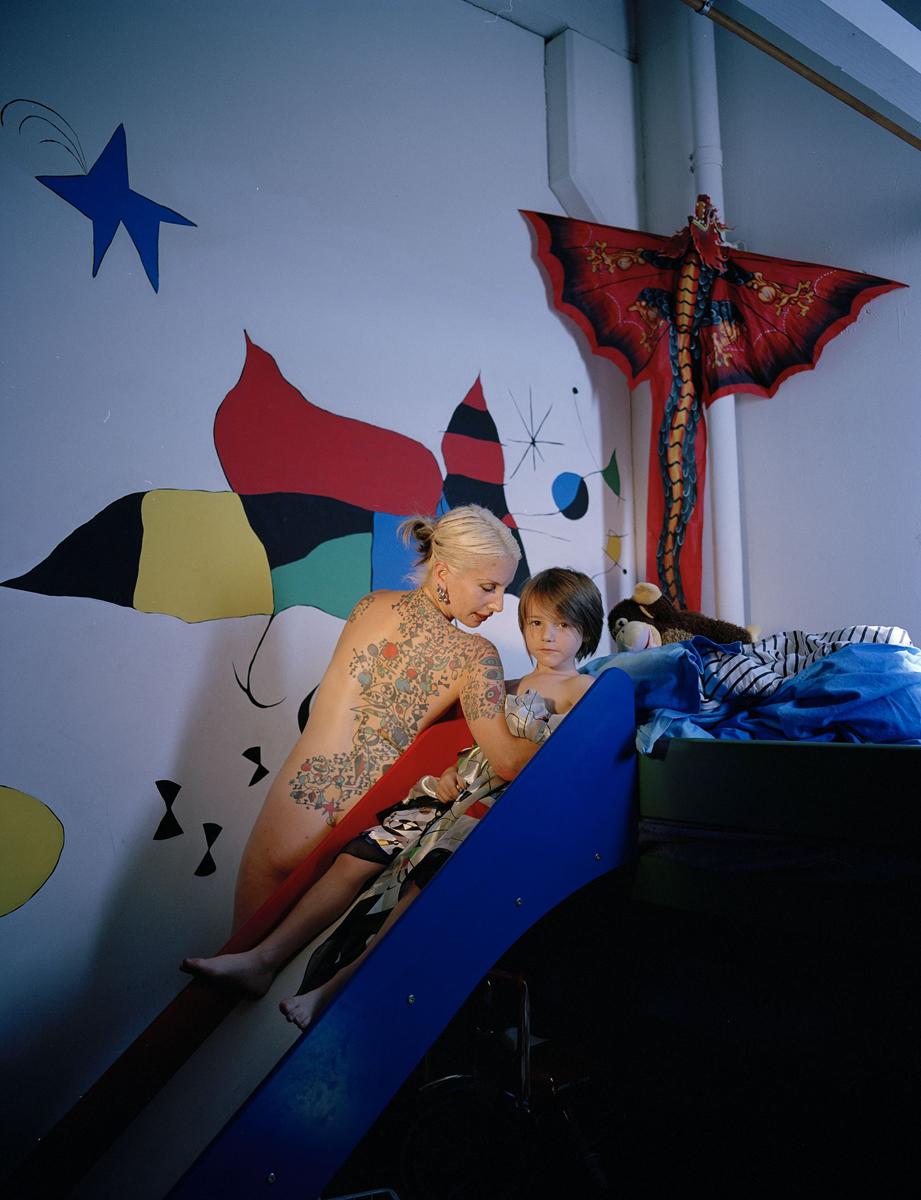 Lainie Liberti and Miro