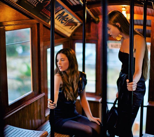 Weekend Explorer Mood #socal #angelsflight #dtla #editorial #fashionphotography #seizetheweekend #fashionable #grandcentralmarket