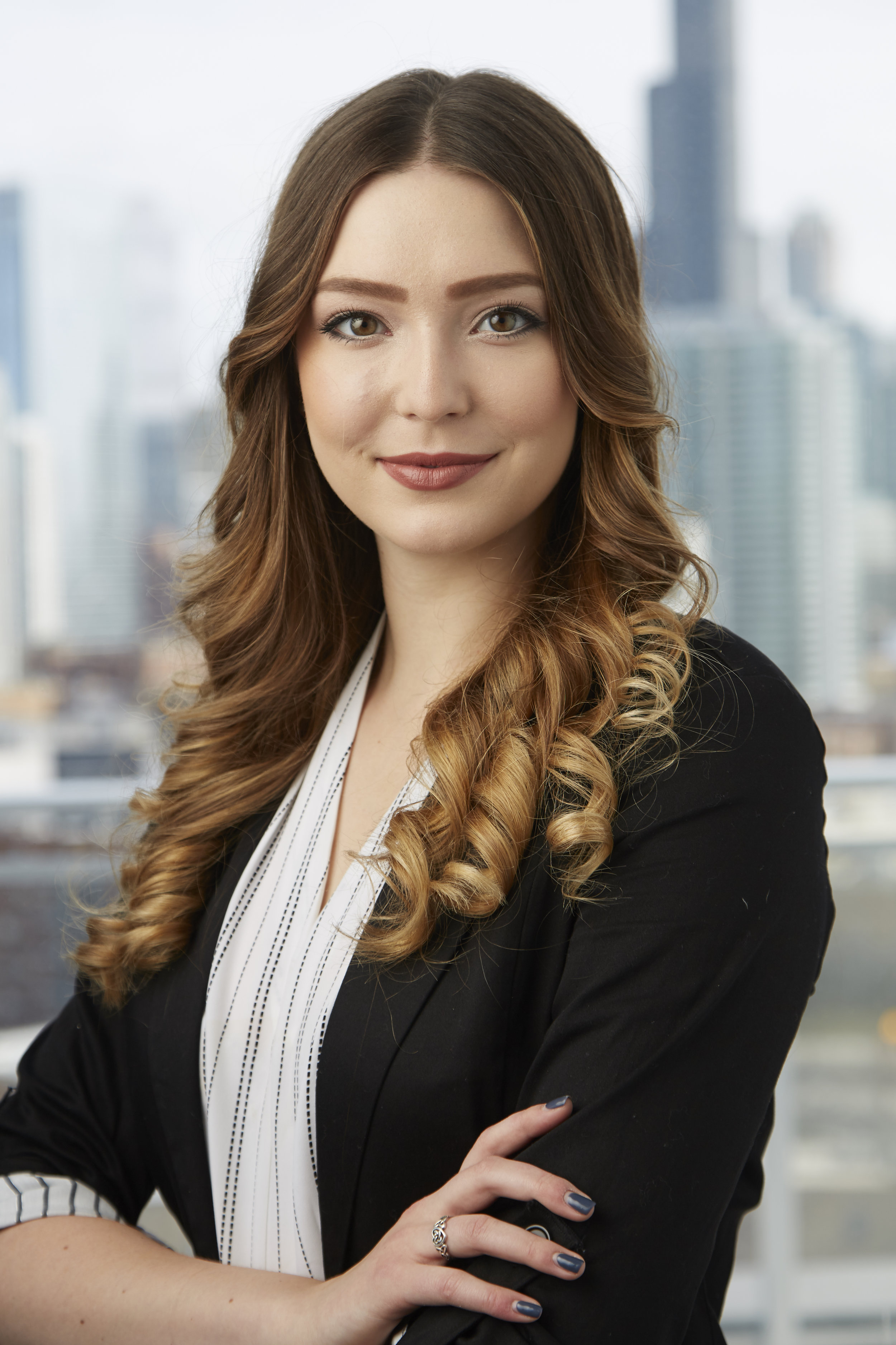 Jenni Hlebasko - Jenni started her career in real estate in 2017 and hasn't looked back! She lives in Lincoln Park and with friends all over the city, is very familiar with several of the popular neighborhoods. Her great personality and organizational skills make her a delight to work with and she is certainly on track to be awarded