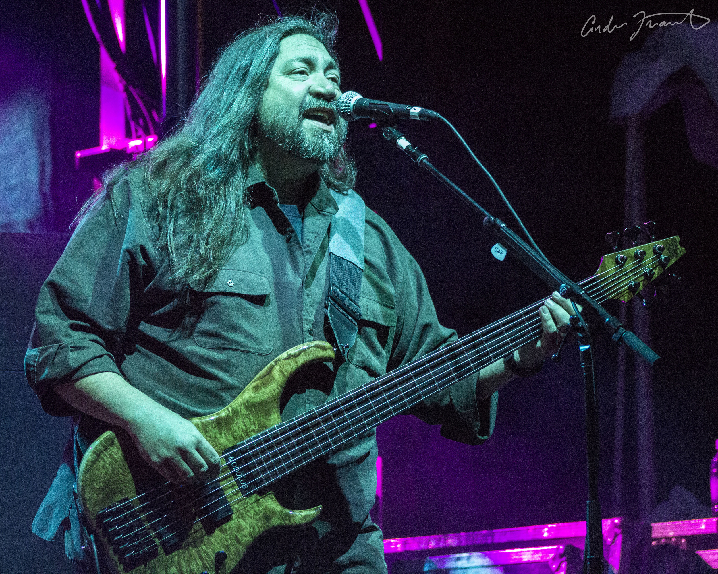 Dave Schools/Widespread Panic
