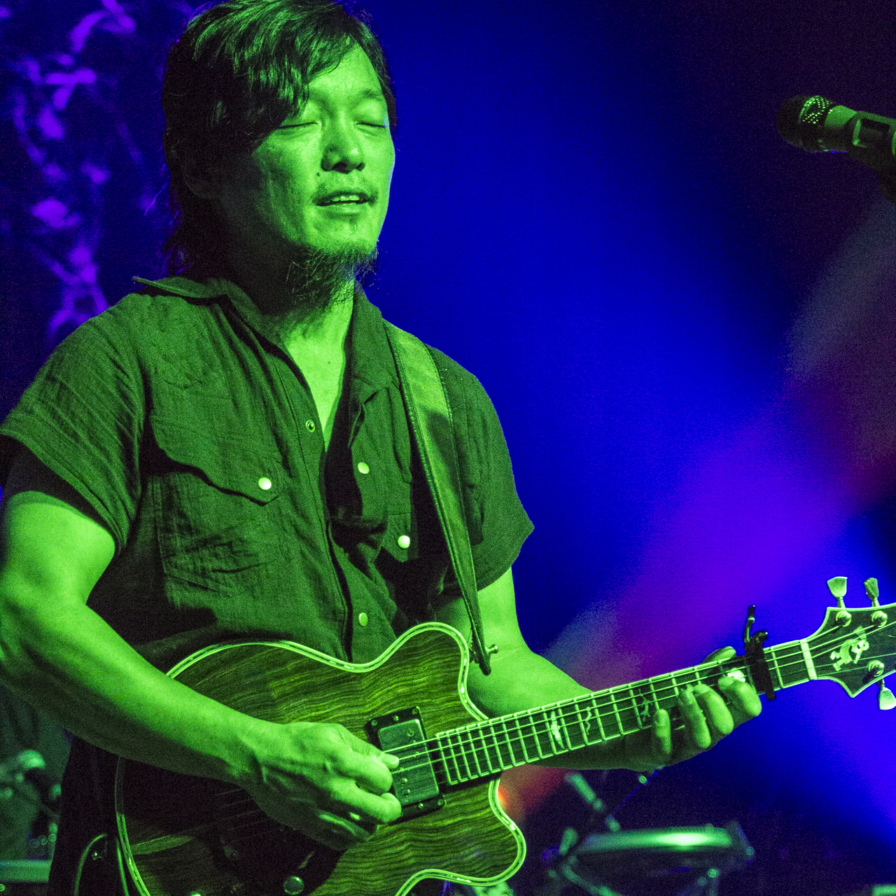 Michael Kang/The String Cheese Incident