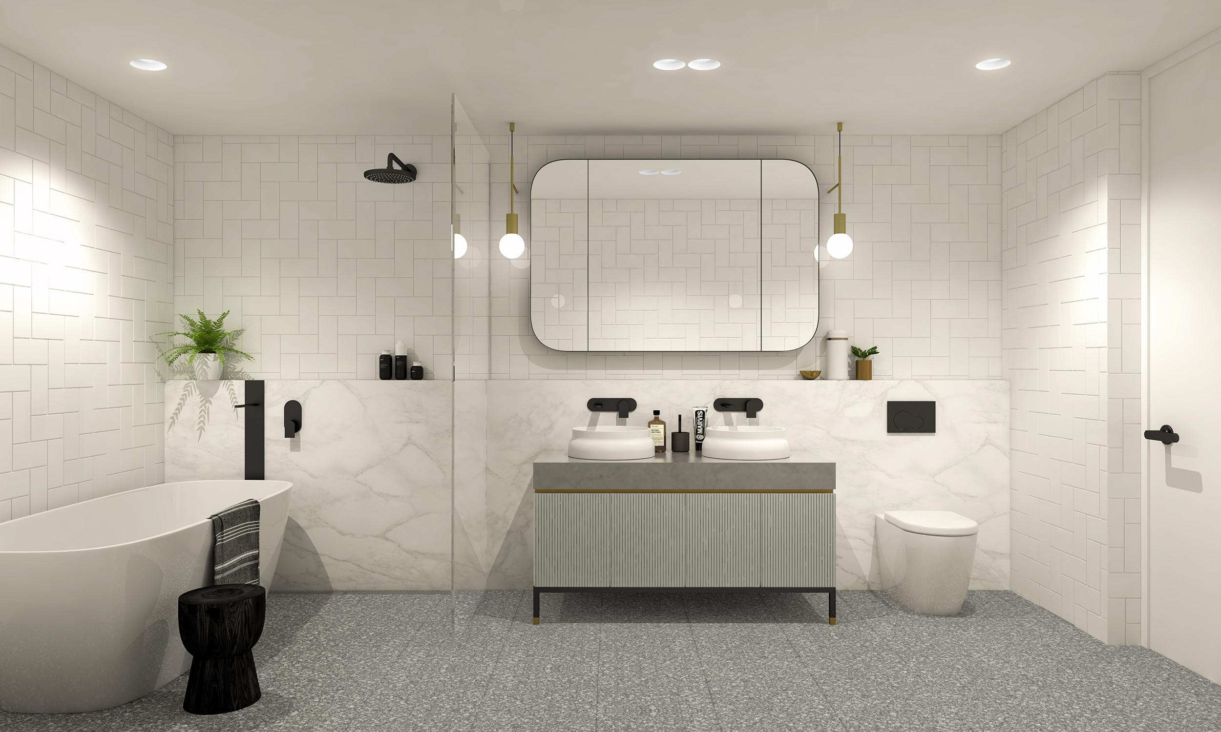 Well St - Apartment 1 - Bathroom - Light Scheme MR.jpg