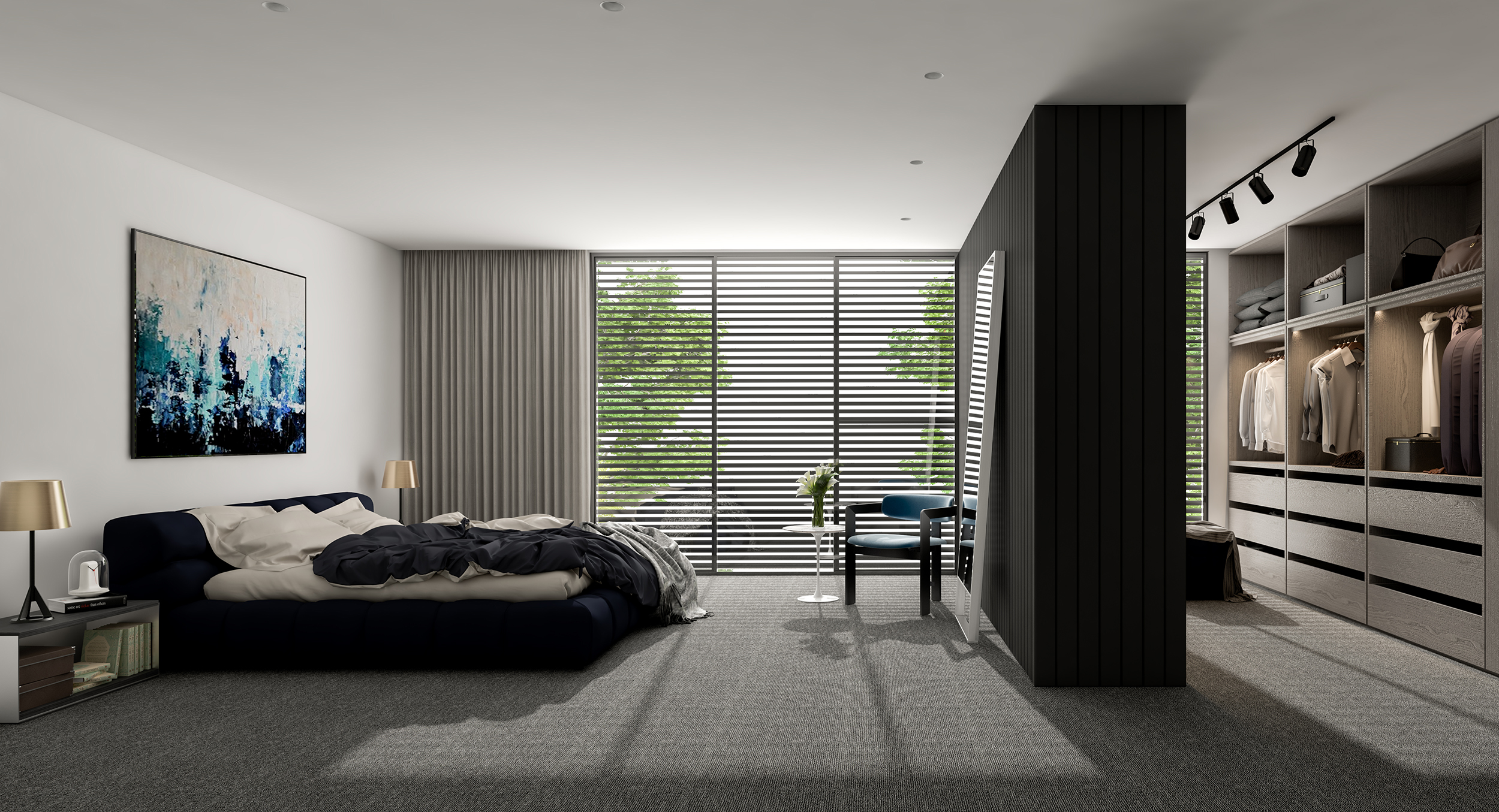 Huntingtower Rd - Interior Bedroom Elevation MR.jpg
