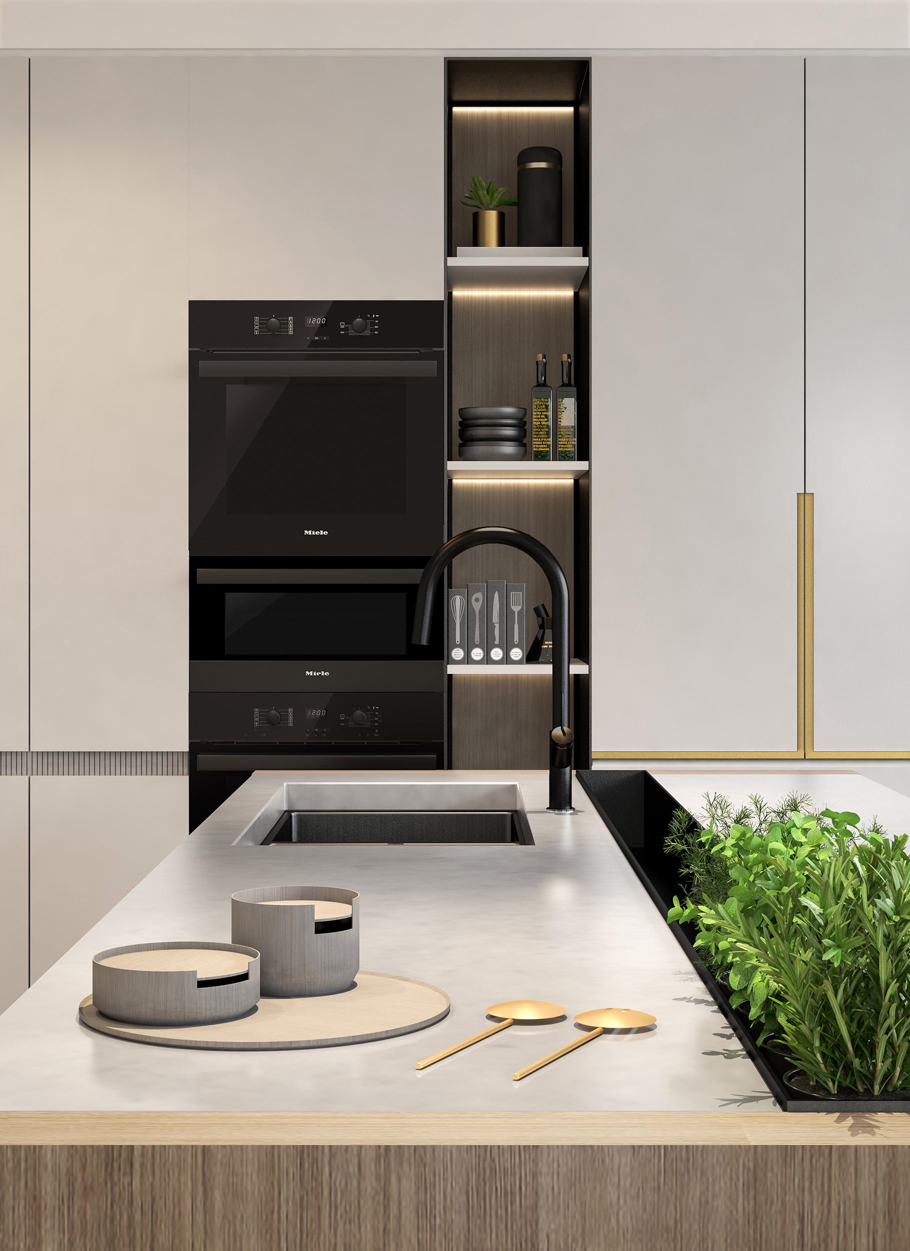 Well St - Apartment 1 - Kitchen Detail - Light Scheme MR.jpg