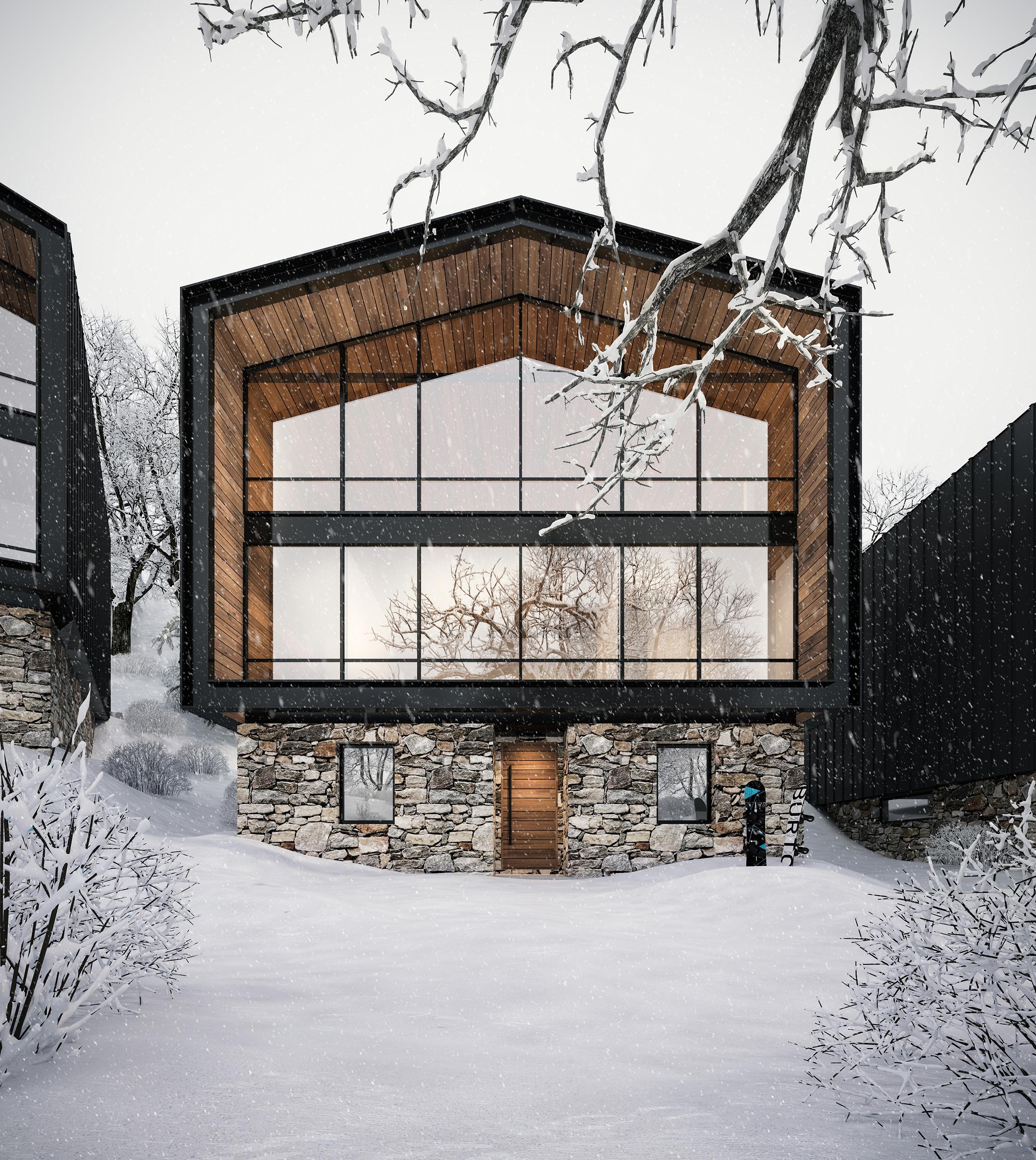 Mt Hotham House - Hero MR with snow.jpg