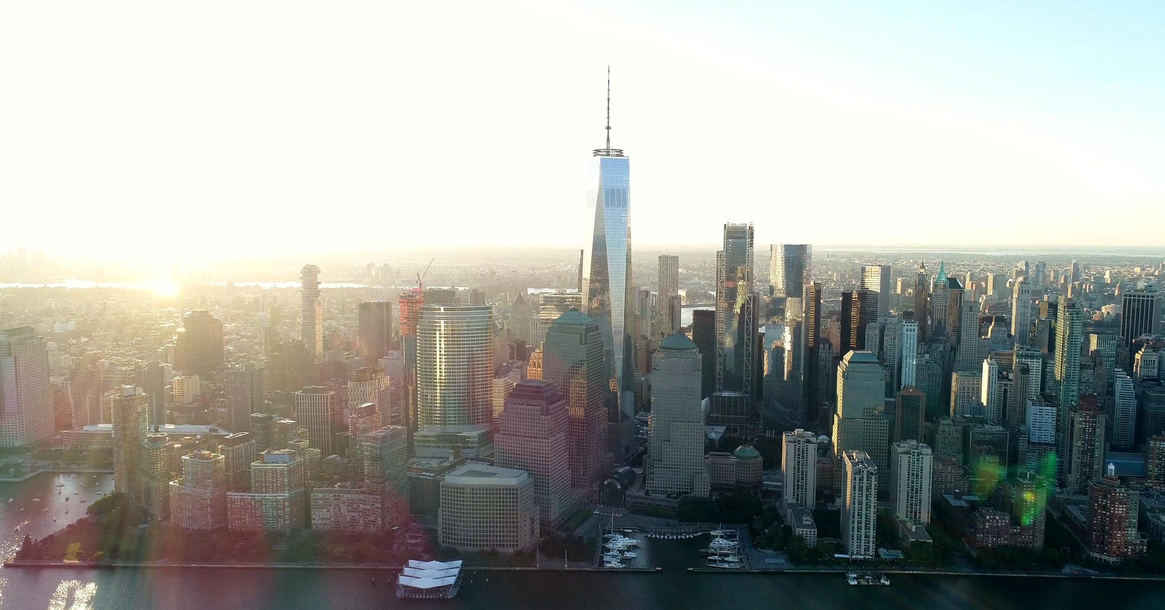 WESTFIELD USA - WORLD TRADE CENTER : FILM UPDATE - ATOMIC VERSION !