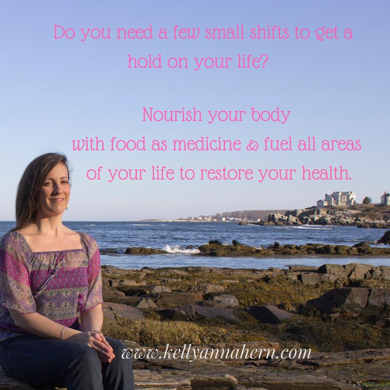 7 Secrets to Nourishment
