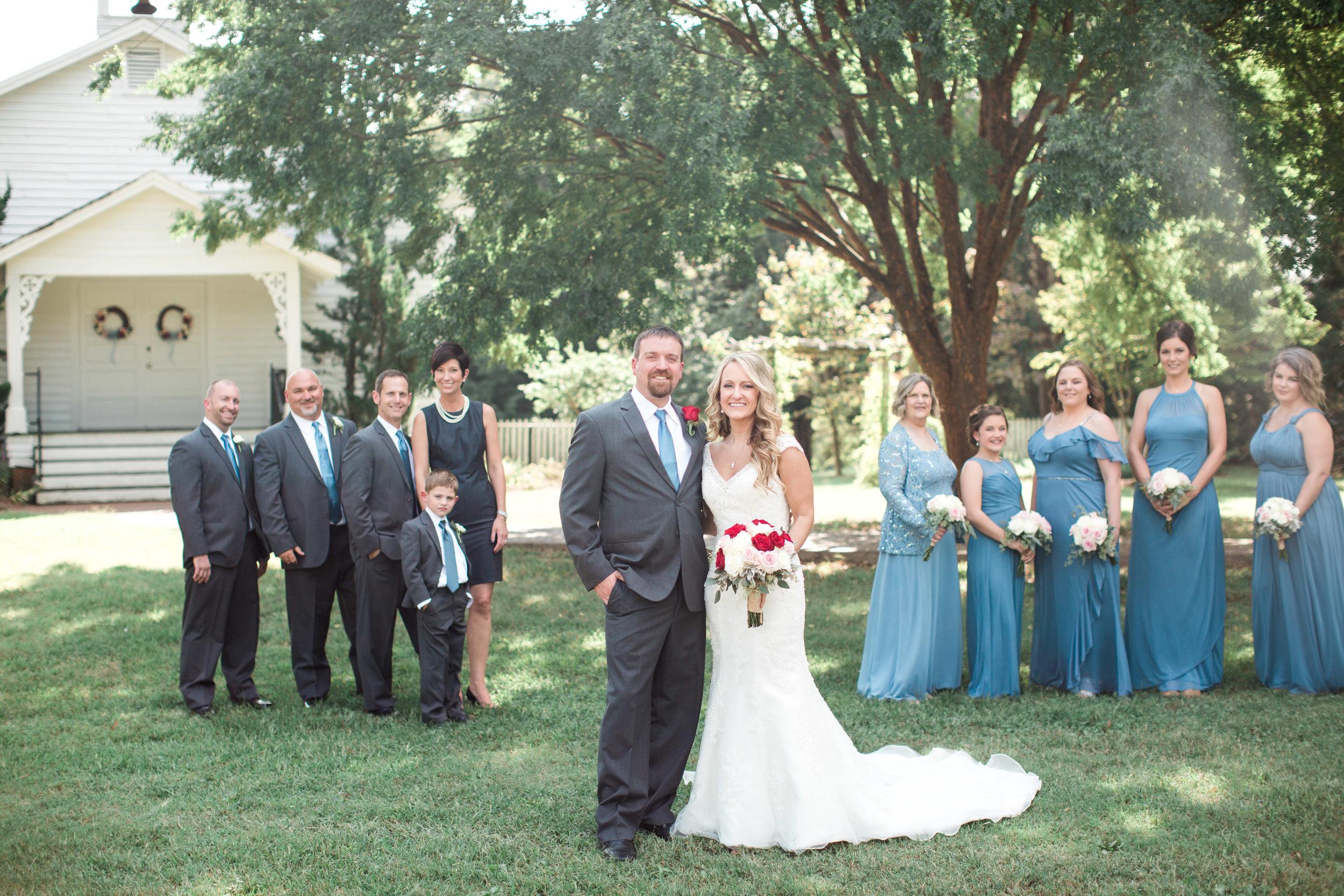 Passmore wedding