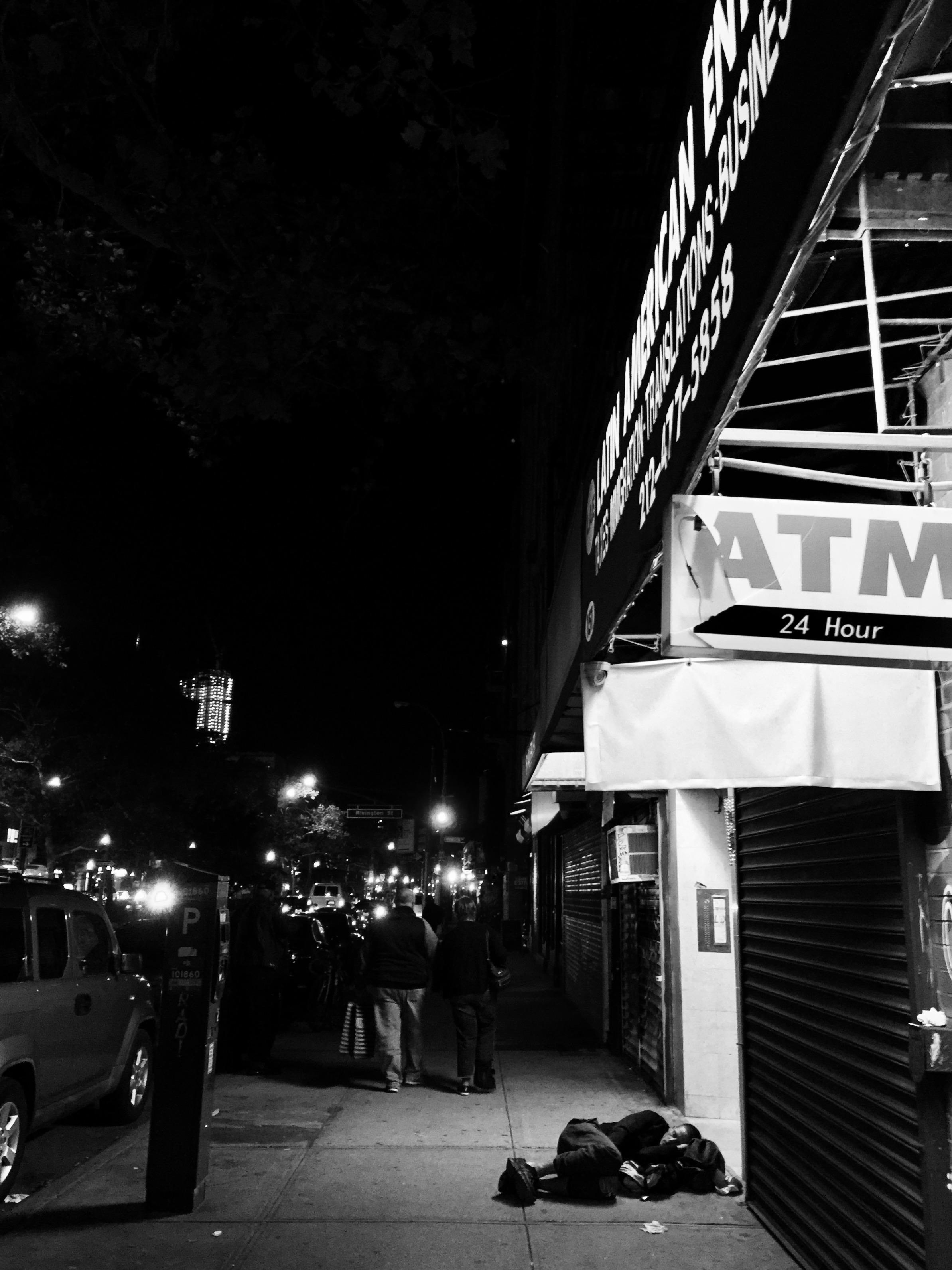 Requiescence on Allen Street  - September 9, 2017