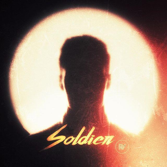 Coming soon... #single #albumart #newmusic #soldier #robvischer #drop