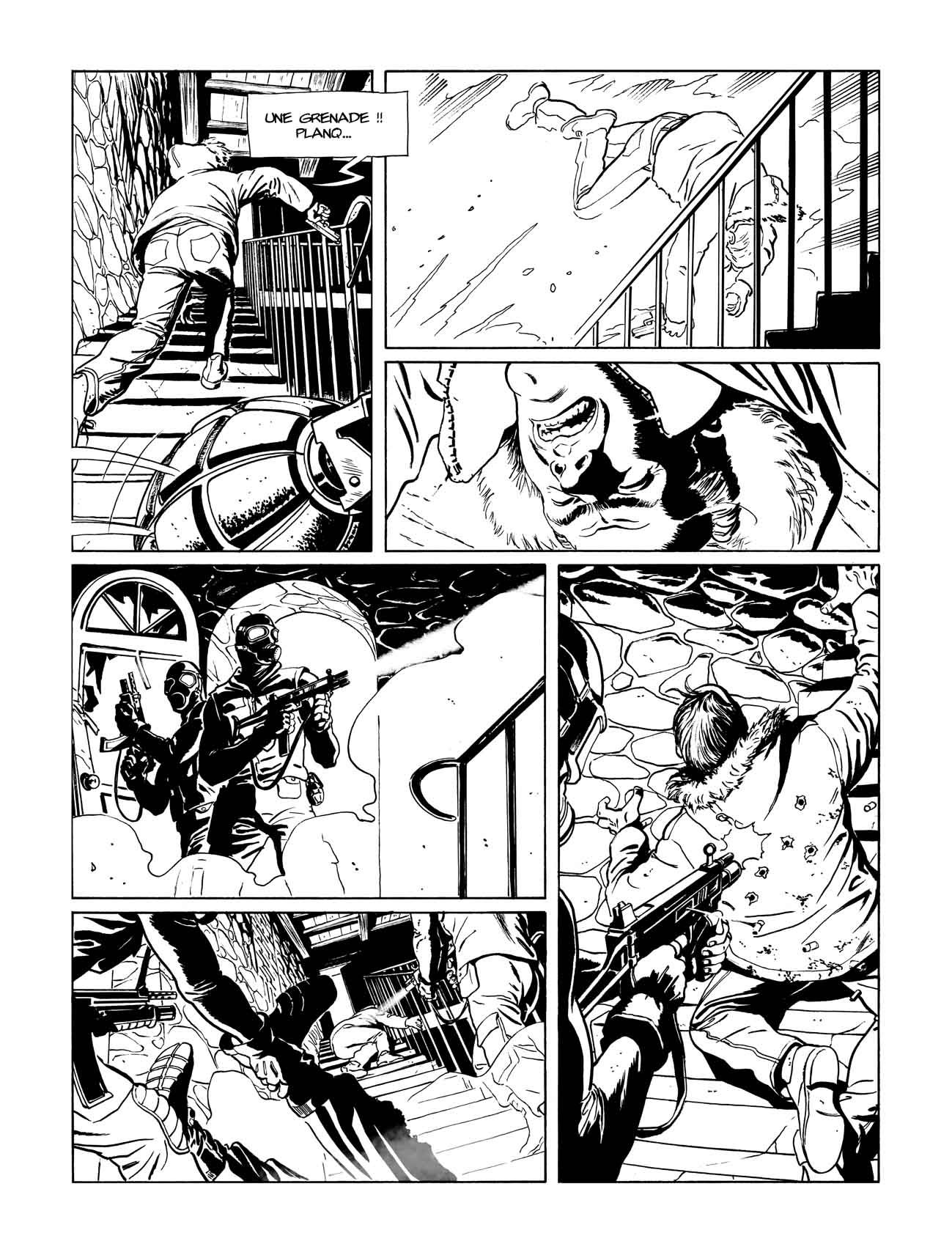 """Thomas Silane"" vol.5  Page 13"