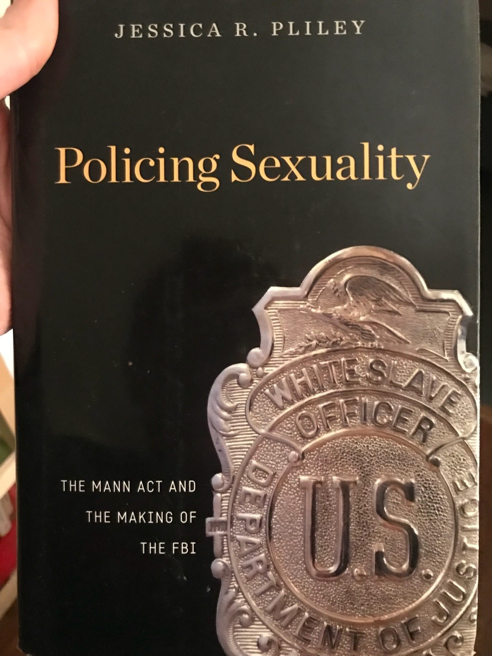 Another definite must-read for anyone trying to understand the history of our sex work laws and the creation of the FBI