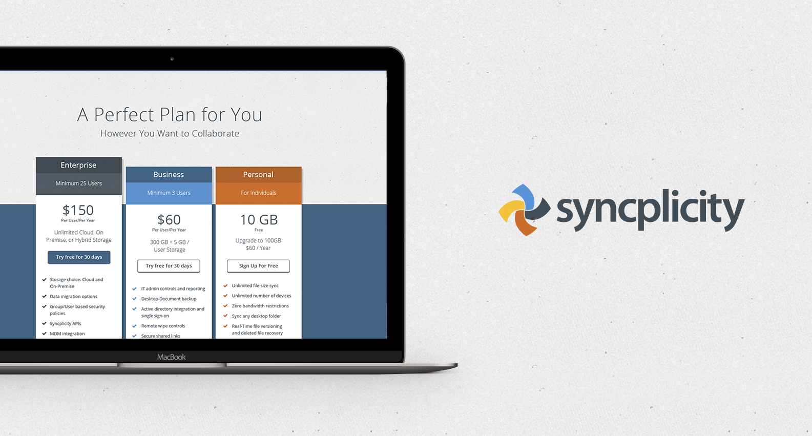 sync-website