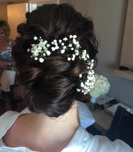 Maria Milanes Hair - Special Occasion, Wedding, Up-do, Valencia, Los Angeles, Granada Hills