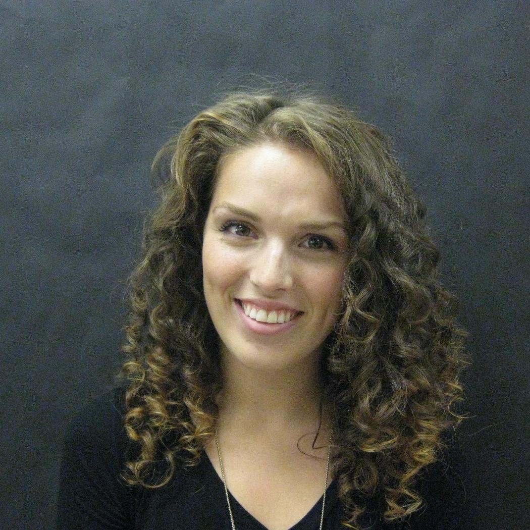 Maria Milanes Hair (before)