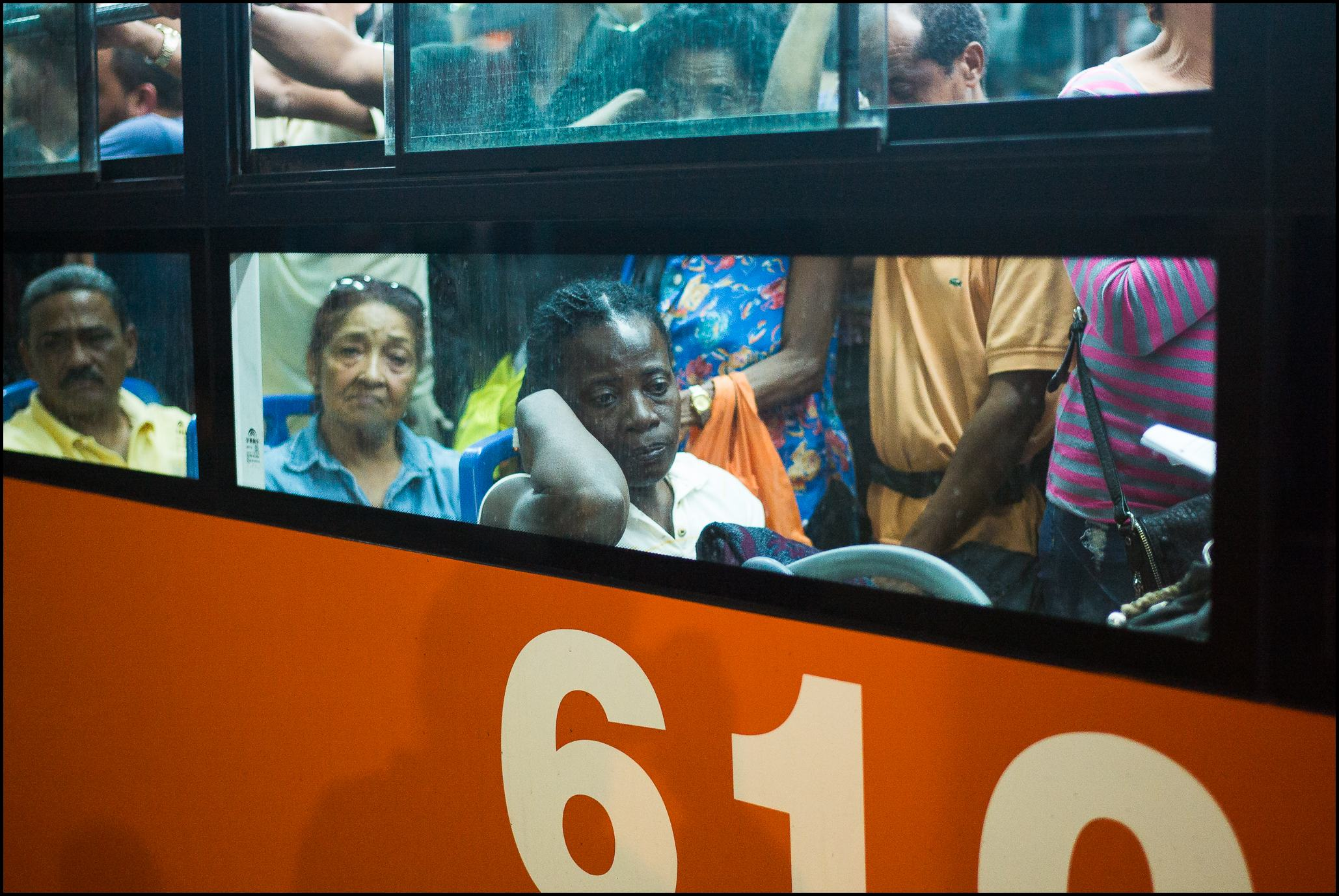 Night Bus, Old Havana