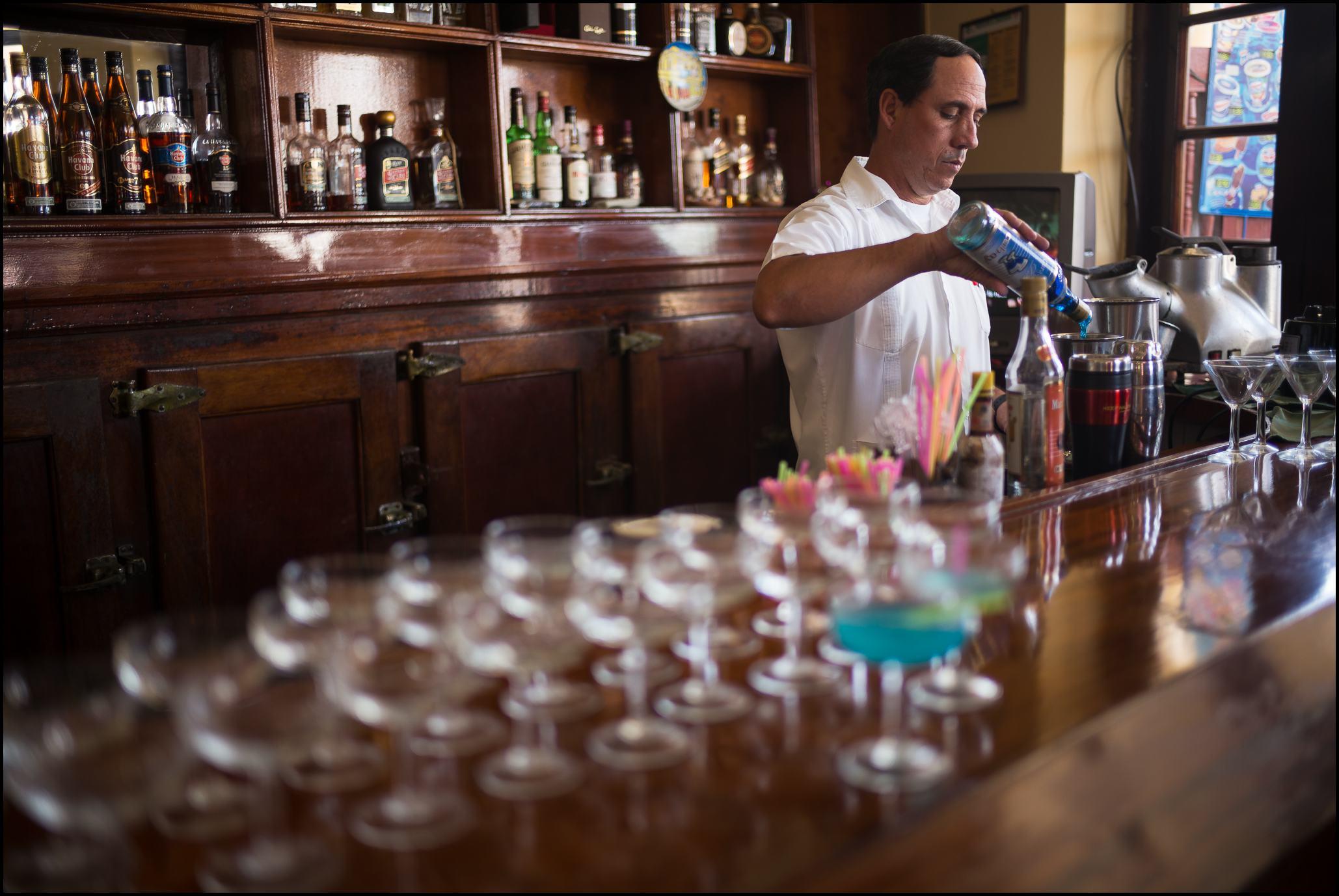 Bartender, Cojima