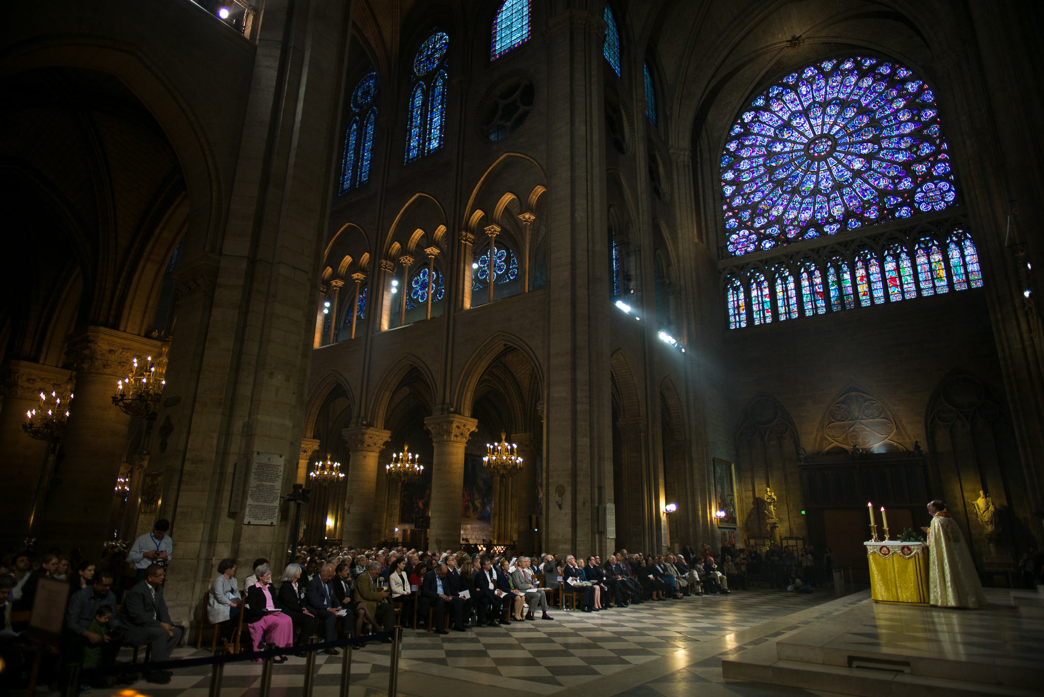 The Spectacle, Notre Dame
