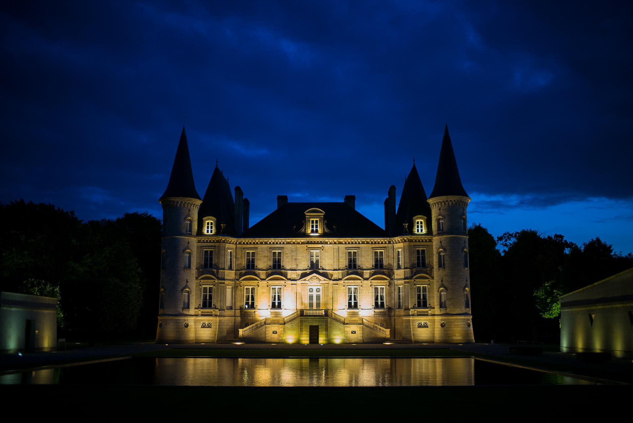 Chateau, Haut-Medoc