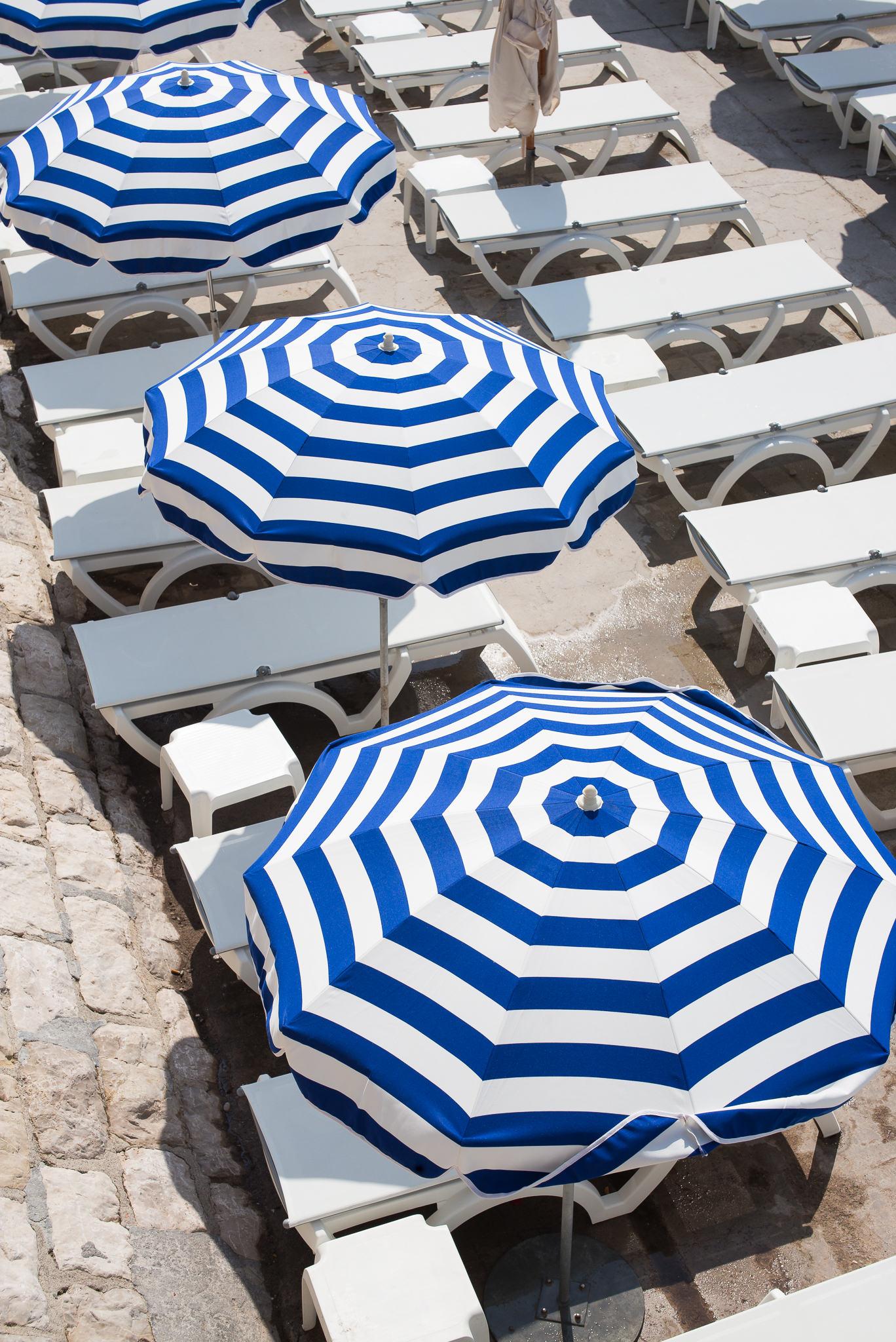 Umbrellas, Nice