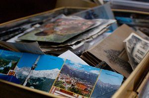 PAPER AND PHOTO CLUTTER IS THE TOP PHYSICAL CLUTTER THAT TAKES UP SPACE AND OVERWHELMS PEOPLE THE MOST.