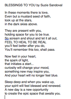 BLESSINGS TO YOU Poetry By Suzie Sandoval.png