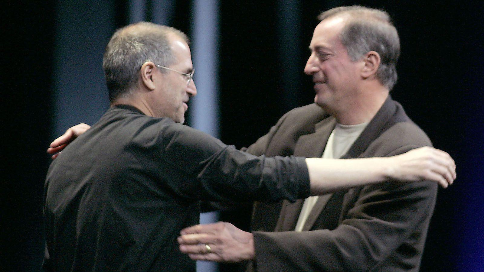 Hugging it Out   Tony Avelar/Reuters)