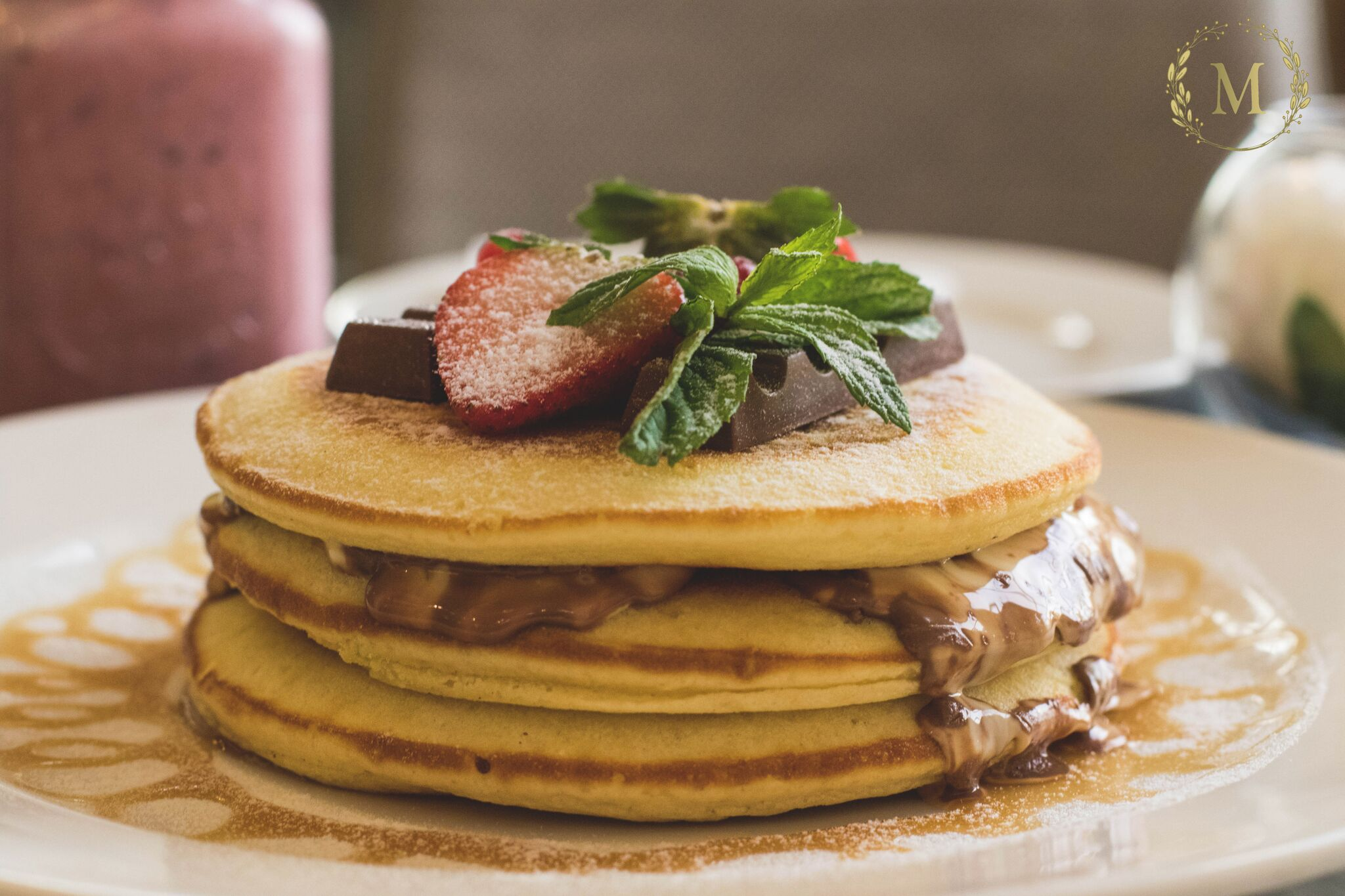 Kinder Pancake
