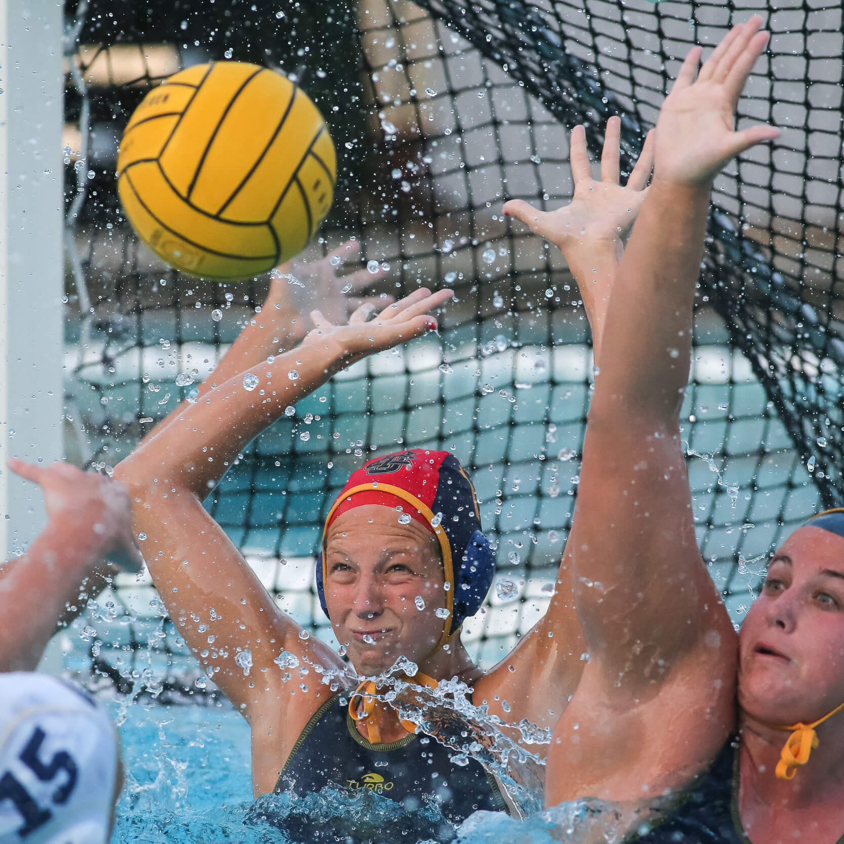 2015 WATER POLO CONFERENCE CHAMPIONSHIPS - FOR THE BIG WEST CONFERENCE