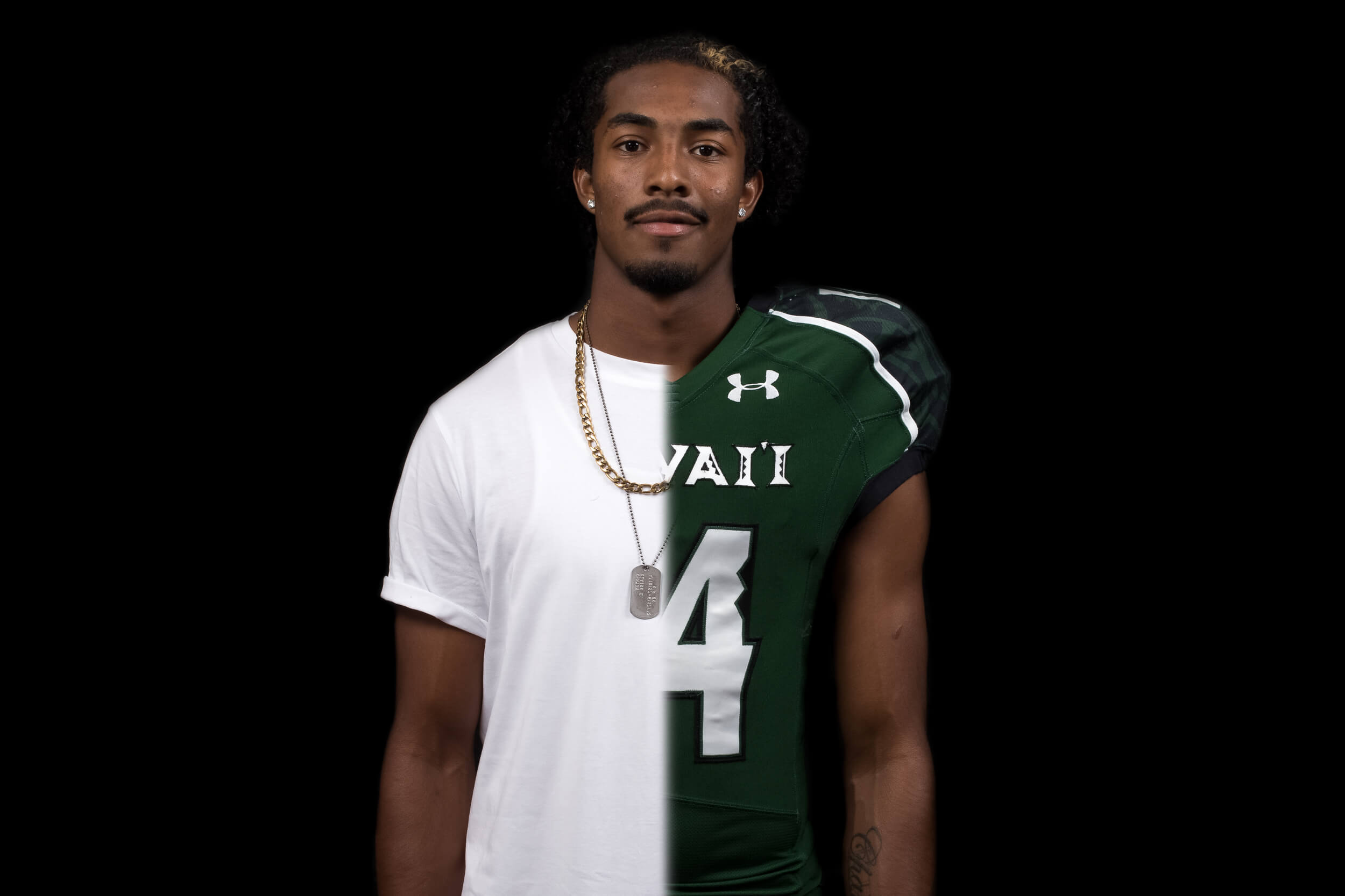 """""""STUDENT-ATHLETE"""" - 2015 H AWARDS FOR HAWAII ATHLETICS + TIME WARNER CABLE"""
