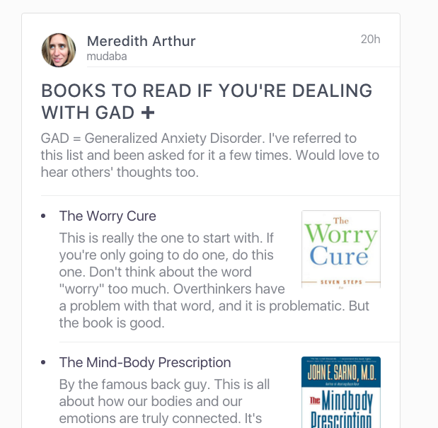 list app books to read