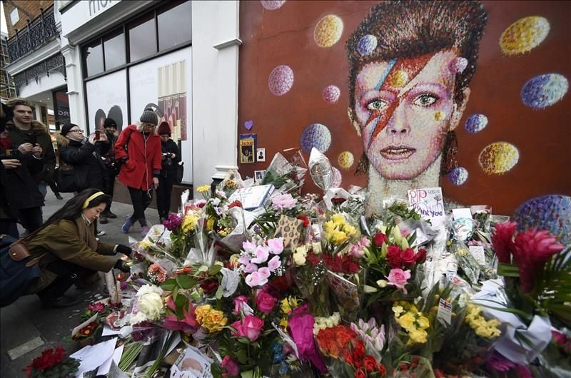bowie altar