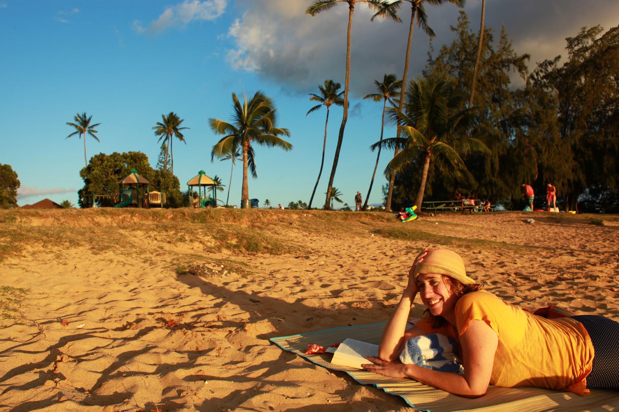 Invisible stewarding in Kauai.