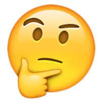 overthinking emoji