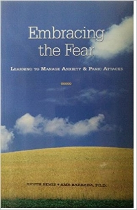 Learning to Embrace the Fear recommended reading anxiety
