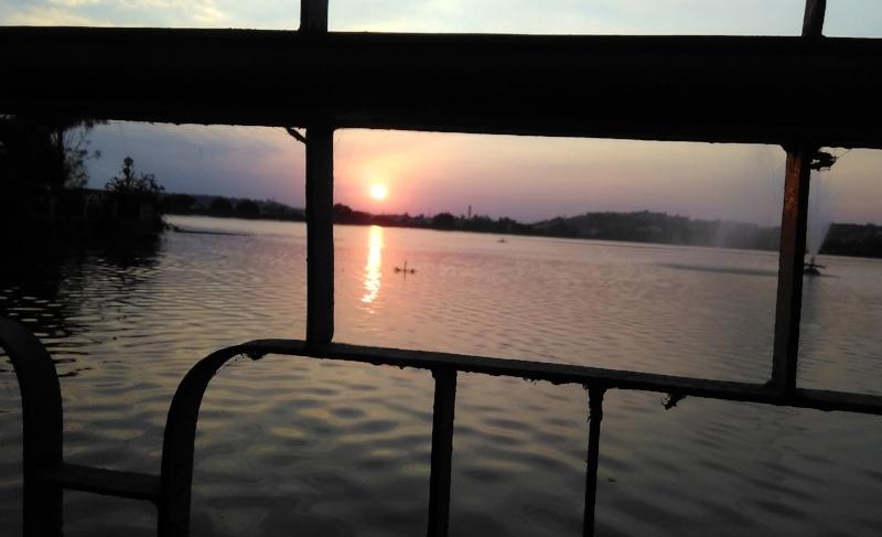 The Manisha/Shahpura lake of Bhopal. Photo credit:Pratigya
