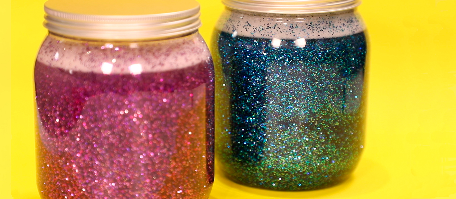 glitter jar mindfulness