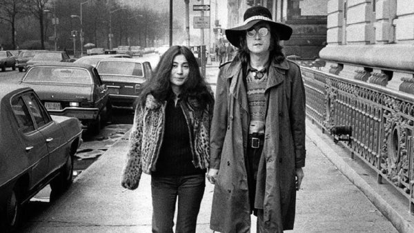 I imagine John and Yoko as the patron saints of #LikeFreeMovement. They shared what they wanted to, without fear of response. No people-pleasing behavior here.
