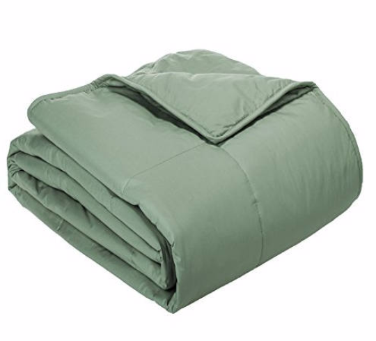 Since this American-made  weighted blanket  helps supports the Beautiful Voyager community, we're biased and think it is the best one!