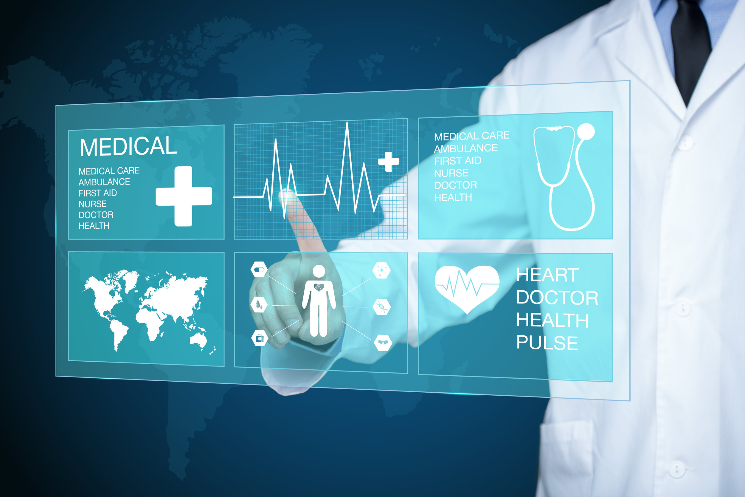 Virtual Check-Ins, Remote Evaluation of Images, Chronic Care Remote Monitoring, and more.jpg