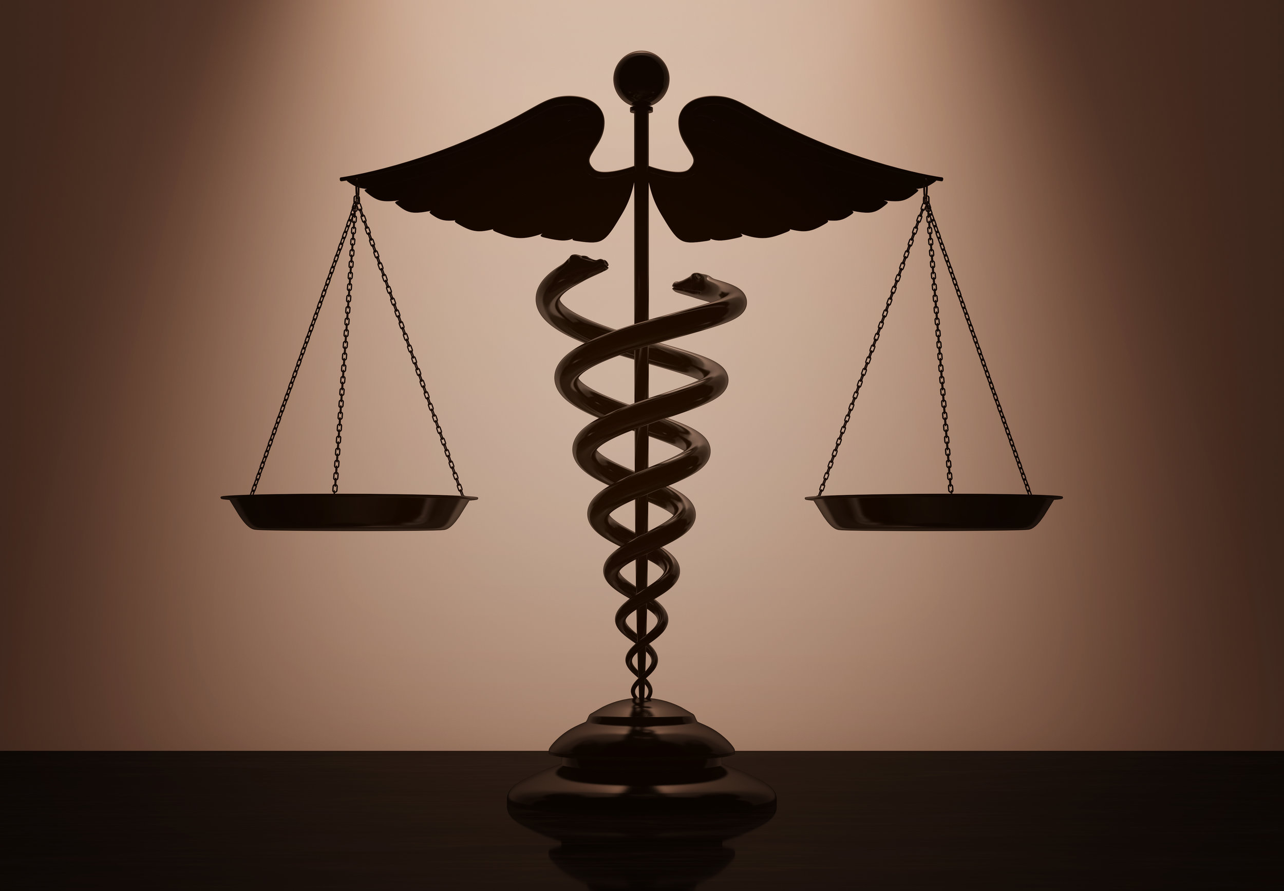 Any attorney? Or a healthcare attorney? -