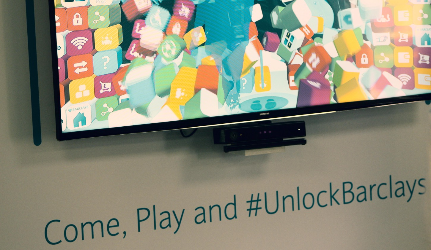 Copy of Barclays Interactive Zone