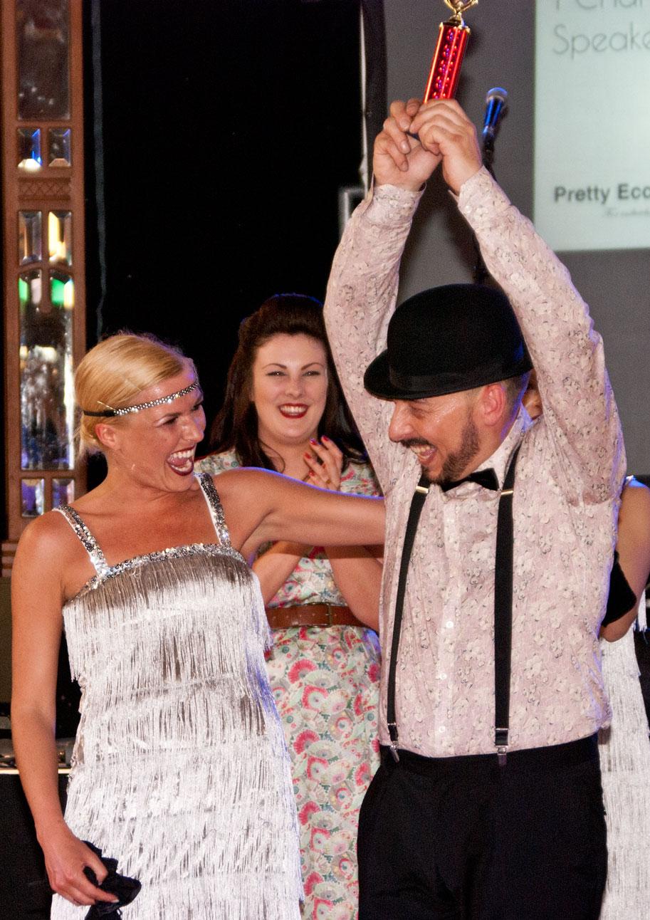 Winners of Strictly Charleston 2016